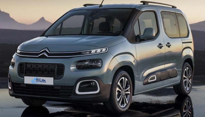 Citroën Berlingo Van Dimensions and Boot Space